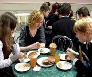 15 відсотків їдалень у навчальних закладах працюють з порушеннями